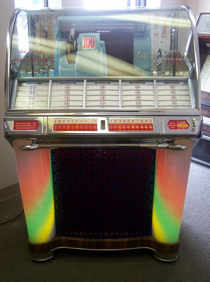 Jukedoc - Jukebox repairs and service in Columbus Ohio